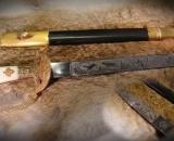 Forestry-Dagger-Third-Reich-1930's-White-Handle